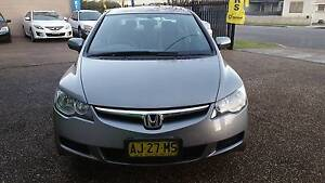 2006 Honda Civic VTi MY06 Manual Waratah Newcastle Area Preview
