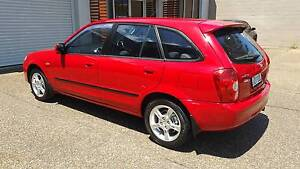 2003 Mazda 323 Astina Shades 1.8L 4 Cylinder - LOW KM, LONG REGO Waratah Newcastle Area Preview