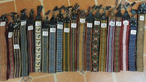 VINTAGE HIPPIE STYLE CAMERA ADJUSTABLE WIDE STRAP many models to choose from
