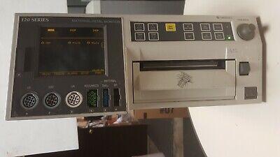 Ge Corometrics 120 Series Maternalfetal Monitor Ge Medical Systems