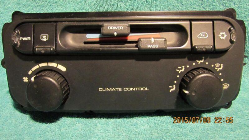 SHIPS SAME DAY! Chrysler 05005002AF Climate Control Mod P05005002AF AC Heat