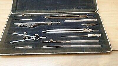 Haff Techniker Compass Design Set Antique