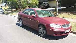 2001 Nissan Pulsar (N16) Brisbane City Brisbane North West Preview