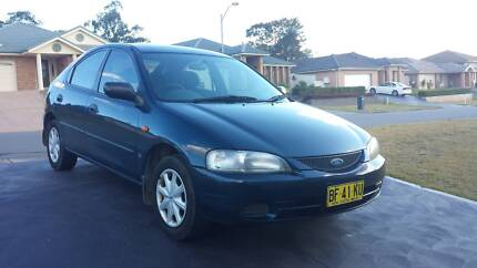 1998 Ford Laser LXi Manual Raworth Maitland Area Preview