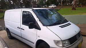 Mercedes-Benz vito 2003 108cdi turbo diesel South Maroota The Hills District Preview