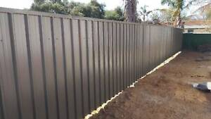 Fencing - Post Hole Digging Services - Good neighbour fence Port Adelaide Port Adelaide Area Preview