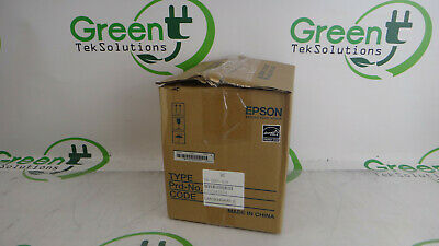New Open Epson M244a Tm-t88v Usb Thermal Receipt Printer W Ps-180 Power Supply