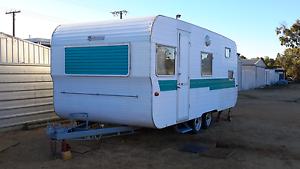 Caravan 18ft Franklin $6,500 ONO Barmera Berri Area Preview