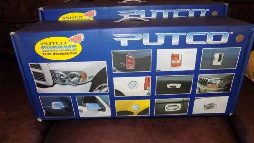 NEW PUTCO 405030 CHROME EXTERIOR TRIM ACCESSORY PACKAGE DODGE RAM 02 & 05