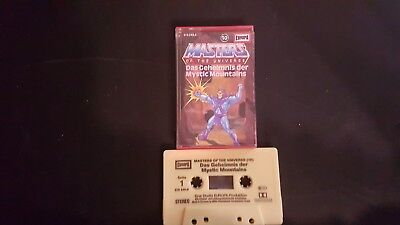 "Masters of the Universe / He Man / Motu ""Folge Nr.10"" MC"