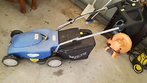 Electric mower Southside Gympie Area Preview