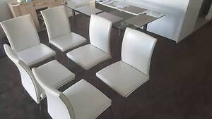Great Dining Table + 6 chairs Wolli Creek Rockdale Area Preview