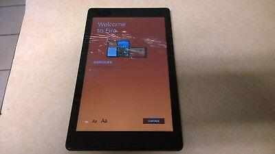Fire Hd 8 Tablet 7Th Generation Alexa 8  Hd Display 16 Gb   Please Read