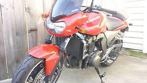 2004 Kawasaki z750 Morwell Latrobe Valley Preview