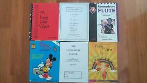 Music Books for Flute Bibra Lake Cockburn Area Preview