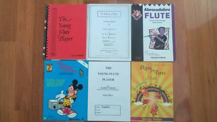 Music Books for Flute
