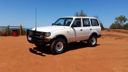Toyota LandCruiser Turbo Diesel 80series Broome 6725 Broome City Preview