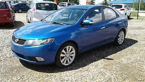 *** 2010 KIA FORTE SX** LEATHER ** SUNROOF ** AUTOMATIC **