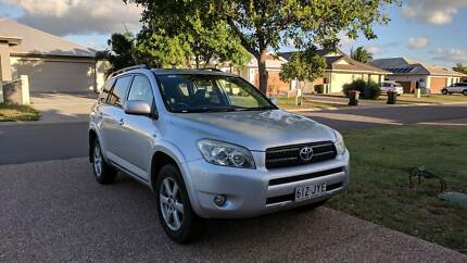 2007 Toyota RAV4 Cruiser L (Manual) in great condition