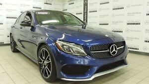 2017 Mercedes Benz C-Class 2017 Mercedes-Benz C-Class - 4dr Sdn
