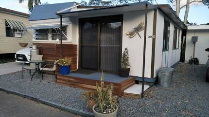 Selling my caravan and annex on site Southport Gold Coast City Preview