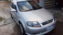 2008 Holden Barina Hatchback Burnie Burnie Area Preview