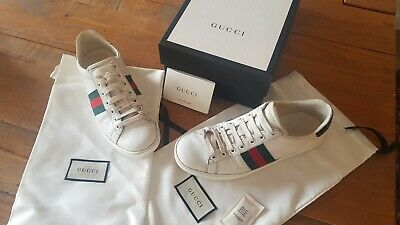 Gucci Ace Trainers Size 6