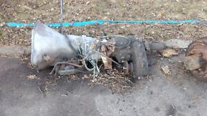 Dodge transmission and transfer case from 1996 2500 ram cummins