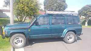 NISSAN PATROL 1996 GQ Meadow Heights Hume Area Preview