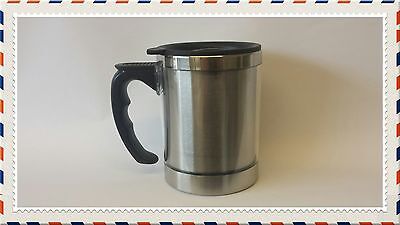 PART PLASTIC/STAINLESS STEEL TRAVEL MUG(BOX OF 24, REDUCED  FURTHER PRICE! )