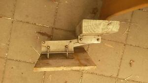 Auxiliary outboard motor bracket Christies Beach Morphett Vale Area Preview