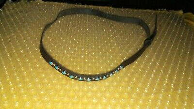 BRAND NEW Western Cowboy Hat Leather Band Turquoise Studded SHARP !!!