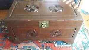 Chinese Rosewood Chest Chatswood West Willoughby Area Preview
