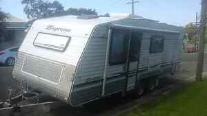 Caravan With Bunks Waratah West Newcastle Area Preview