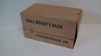 New Sealed In Box  Vicon Industries Camera Wall Mount V8acm