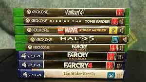Various ps4 and xbox one games for sale cheap! Elizabeth Vale Playford Area Preview