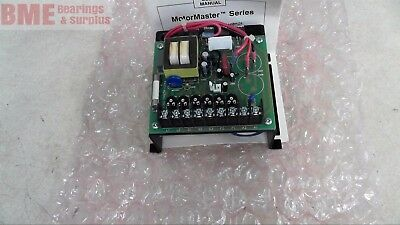 Minarik Mm21051c Motor Master Adjustable Speed Control Dc Drive