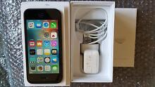 iphone 5 16G unlocked as new box & accessories (also in white) Box Hill North Whitehorse Area Preview