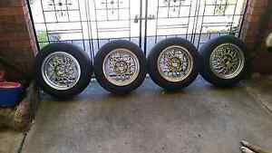 Original BBS wheels St Clair Penrith Area Preview