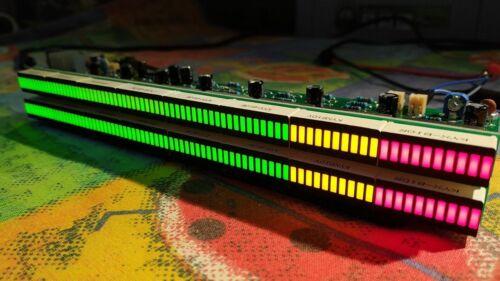 SXG L160 LED stereo VU meter
