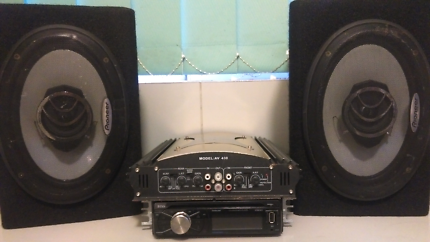 Car Audio Package