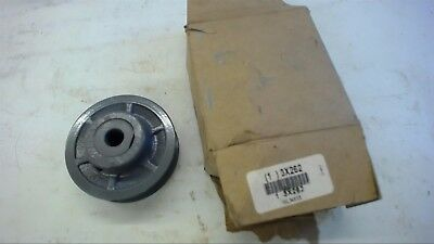 Browning 1vl34x12 Single Groove Pulley 3.4 Od 12 Bore