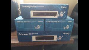 Shaw HD PVR Gateway & 3 Portals