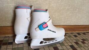Kids size 10/11 Bauer Skates