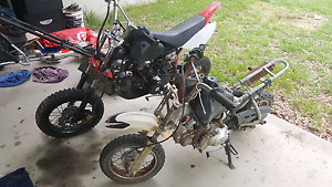 Two kids motorbikes for sale Garbutt Townsville City Preview