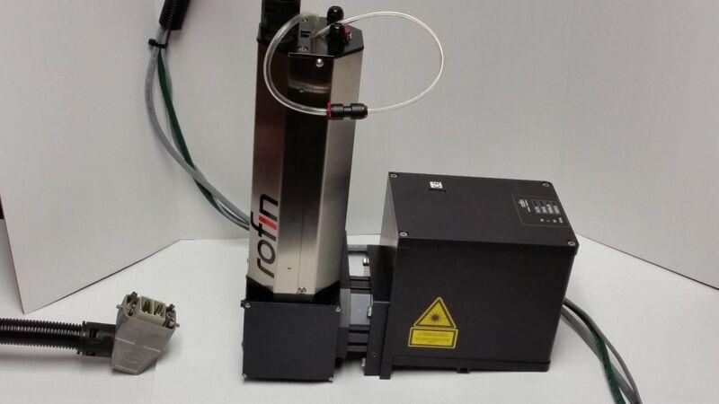Rofin Baasel Fiber Laser Scanner  BLG P25 - EVEN MORE ON SALE.....