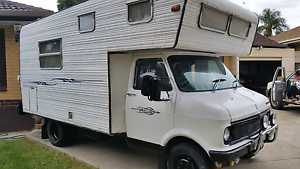 1970 Bedford Campervan /motorhome $13,500 ono Salisbury East Salisbury Area Preview