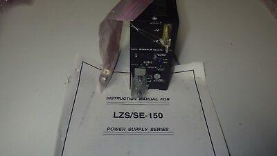 Lambda Se-150-3 Power Supply 150watt 7.5amp 24vdc