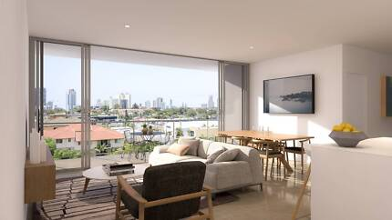 Southport Apartments - 6% Rental Guarantee on this 2 bedder. Southport Gold Coast City Preview