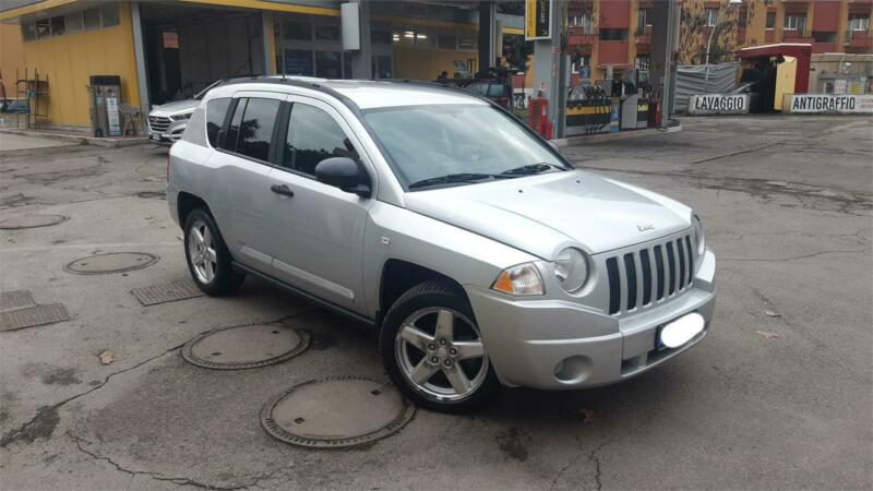JEEP Compass Compass 2.0 Turbodiesel Limited 4WD